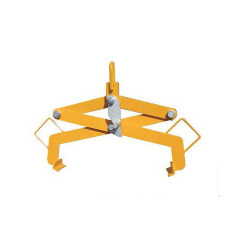 DL41 - DRUM LIFTING CRANE ATTACHMENT SELF LOCKING