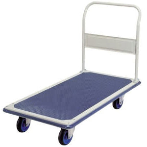 FL362 Prestar Single Platform Trolley With Fixed Handle