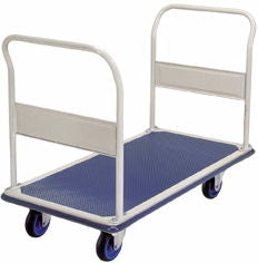 FL363 Prestar Single Platform Trolley With Two Fixed Handles