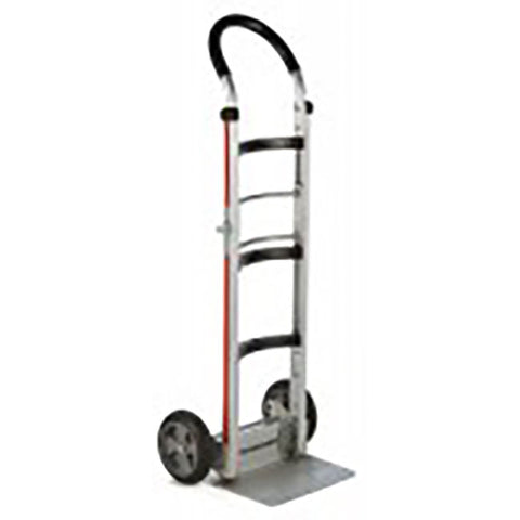 Straight Back Folding Handtruck with Pram Handle