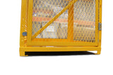 "9 x ""G"" Cylinders Gas Cylinder Storage Cage - GC09"