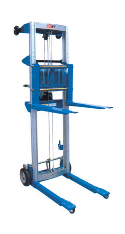 MATERIAL LIFT & HAND STACKER - ML181