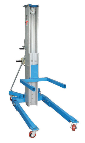 MATERIAL LIFTER ALUMINIUM STACKER -3.5M LIFT