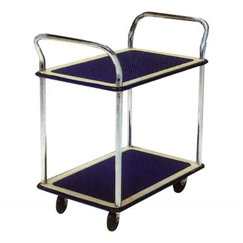 150kg Capacity Two Tier Platform Trolley