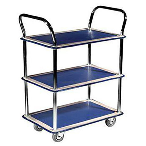 150kg Capacity Three Tier Platform Trolley