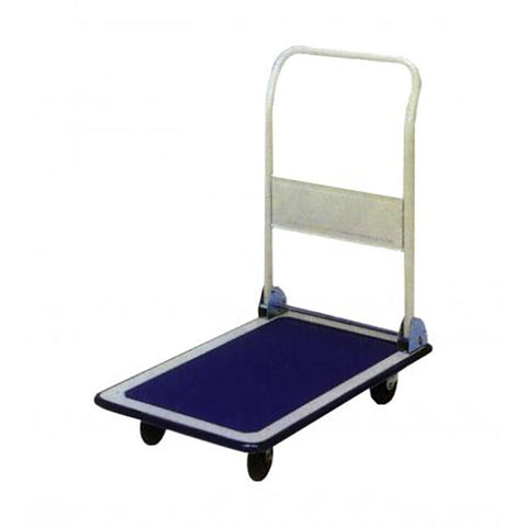 150kg Capacity Platform Trolley with Folding Handle