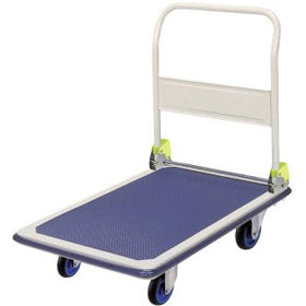 Prestar Folding Handle Platform Trolley 300kg Capacity - NF301