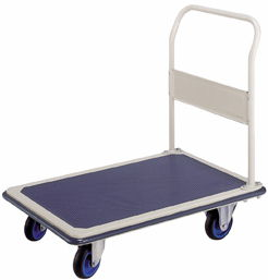 Prestar Fixed Handle Platform Trolley 920x 610mm Deck with 1000mm High - NF302
