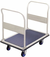 Prestar Platform Trolley 920x 610mm Deck with 2 fixed 1000mm High Handles - NF303