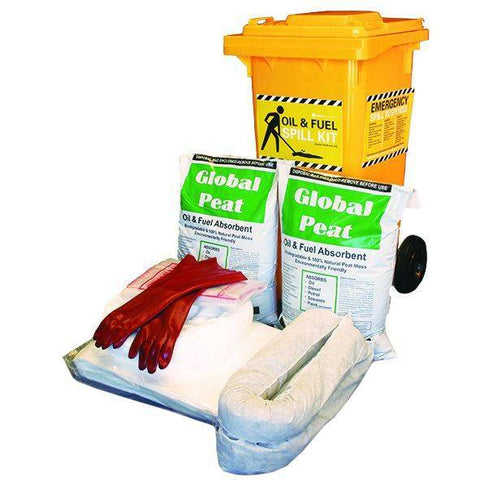 135L Oil and Fuel Spill kit- SKHGP120