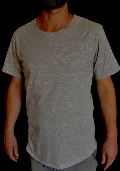 HAPPY CLOUDS Classic T | Found & Foraged Cotton