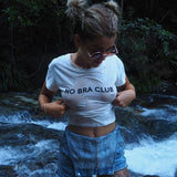 No Bra Club Top - Givac Roma