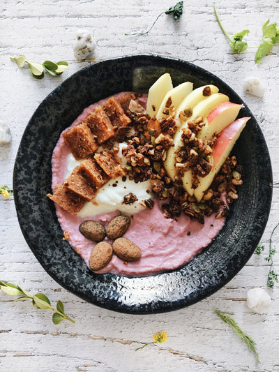 Protein Mousse Bowl