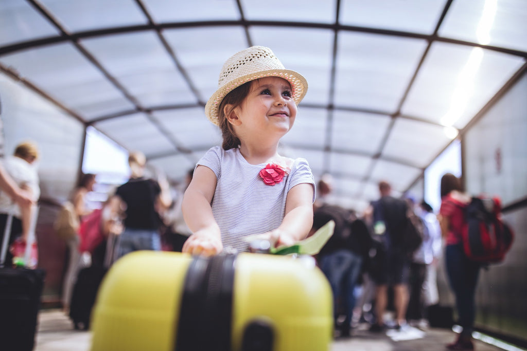 Your guide to packing for toddlers