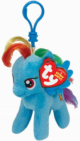 Beanie Boos - RAINBOW DASH My Little Pony