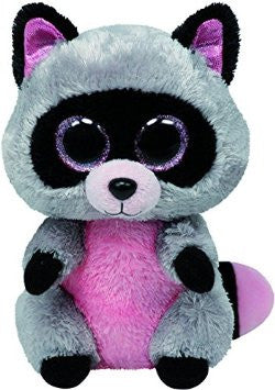 TY Beanie Boos - ROCCO Racoon