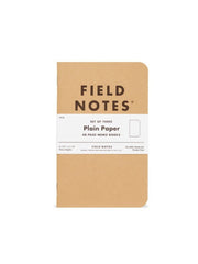 original plain notebooks