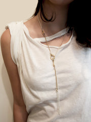 double wrap necklace