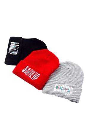Bankup Youth Beanie - Bankup Worldwide