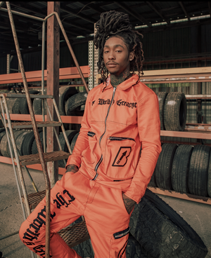 2 Piece Bankup Utility Suit - Bankup Worldwide
