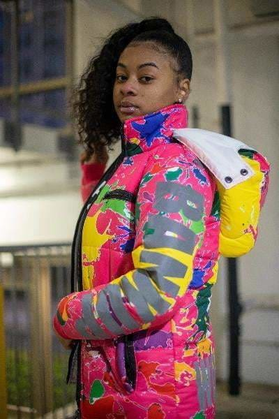 MUVA Puffer Jacket - Bankup Worldwide