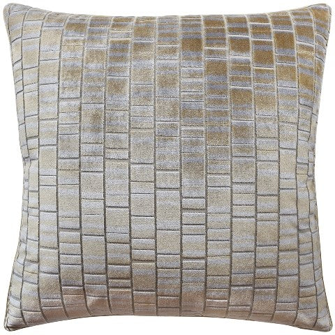 CASK BRASS PILLOW 22X22