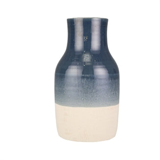 CERAMIC DECORATIVE BOTTLE