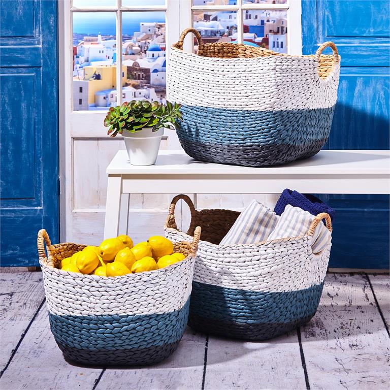 WOVEN BASKET MEDIUM