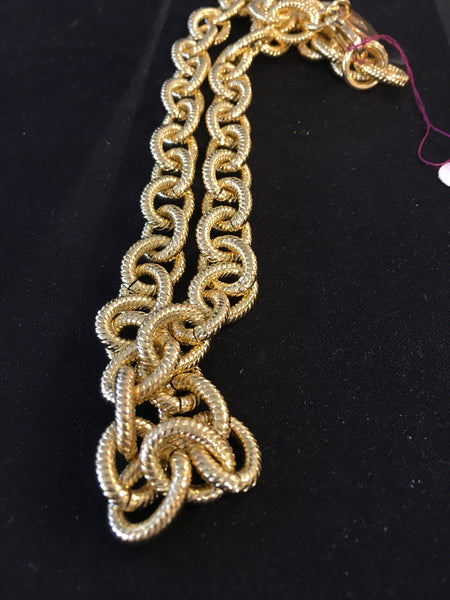 Gromette Chain Necklace