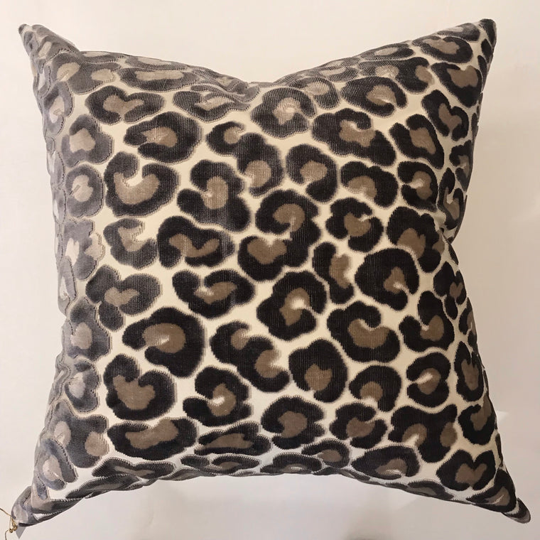 The Hunt Is On Pillow 23x23 - Two in Stock- FREE SHIPPING