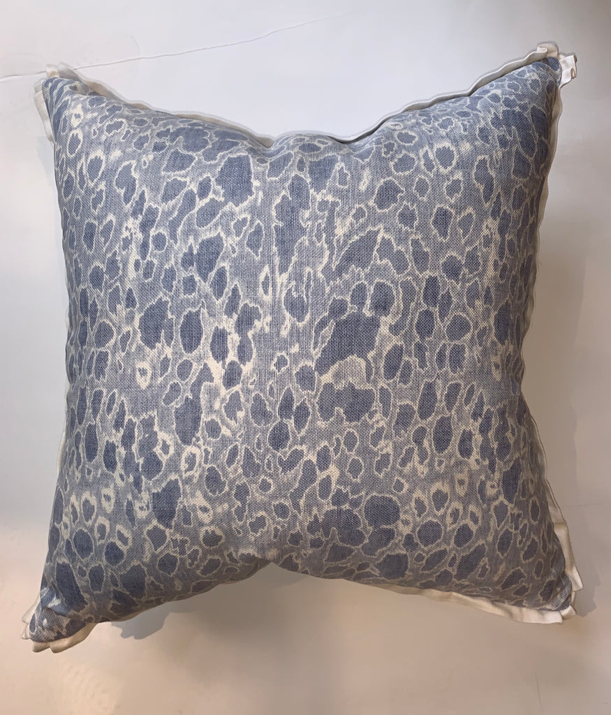 KALAHARI SLATE PILLOW 22X22