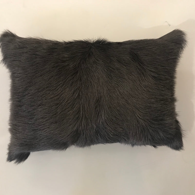 Billy Mink Lumber pillow - 13x20-One  in Stock