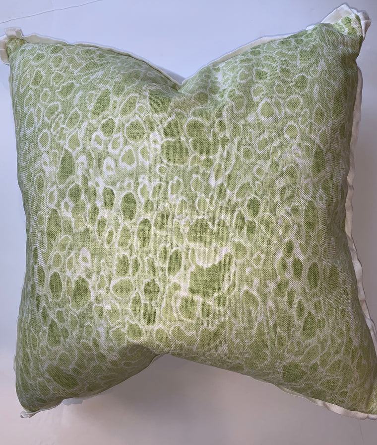 KALAHARI  APPLE PILLOW 22X22