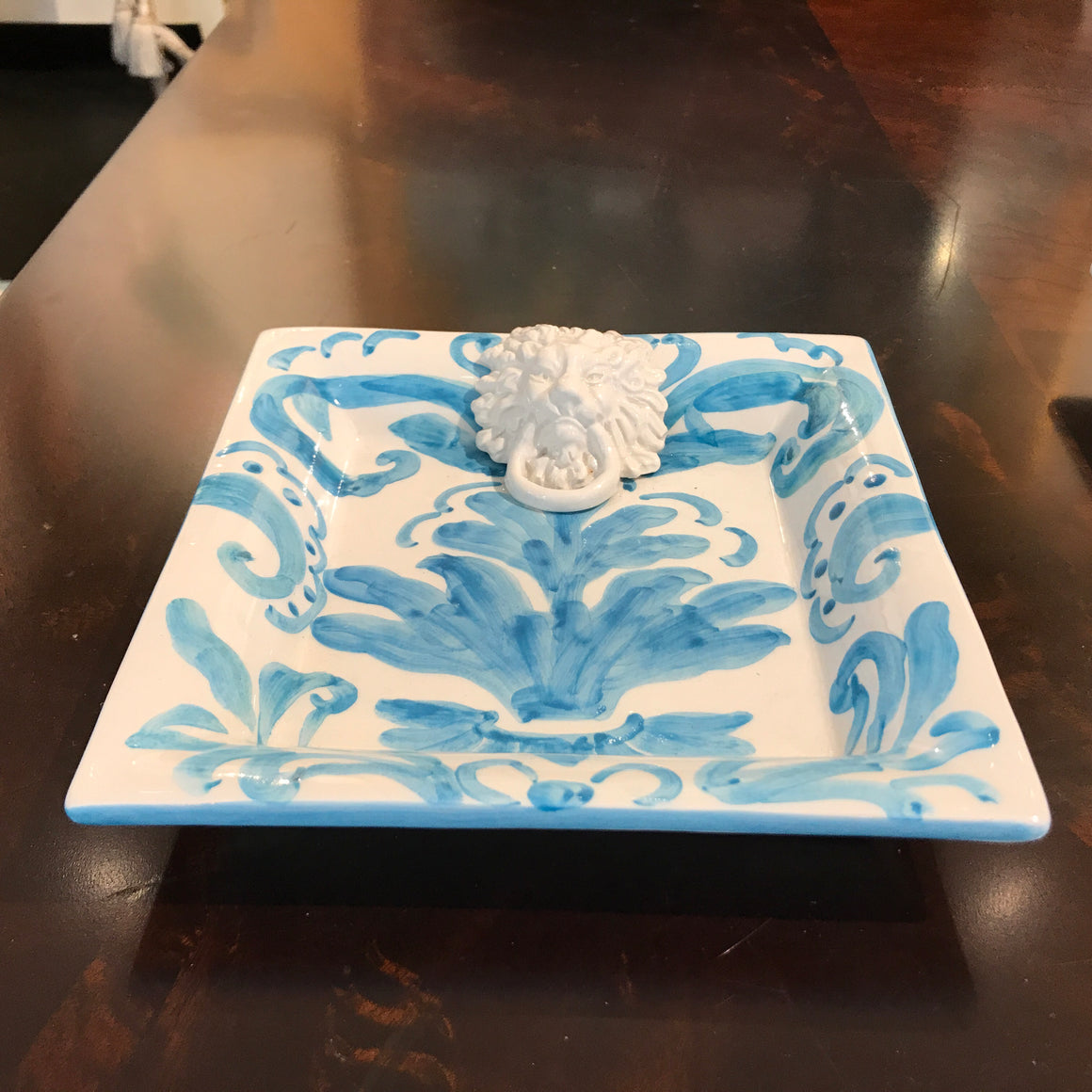 CERAMIC CHANGE TRAY