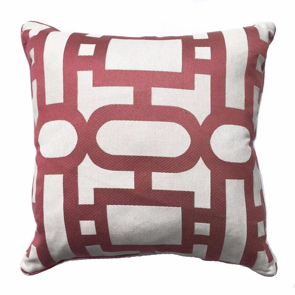 THE TATUM PILLOW  24x24 - Two In Stock- FREE SHIPPING