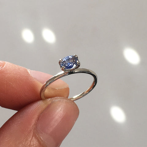 Mei-Li Rose bespoke ring