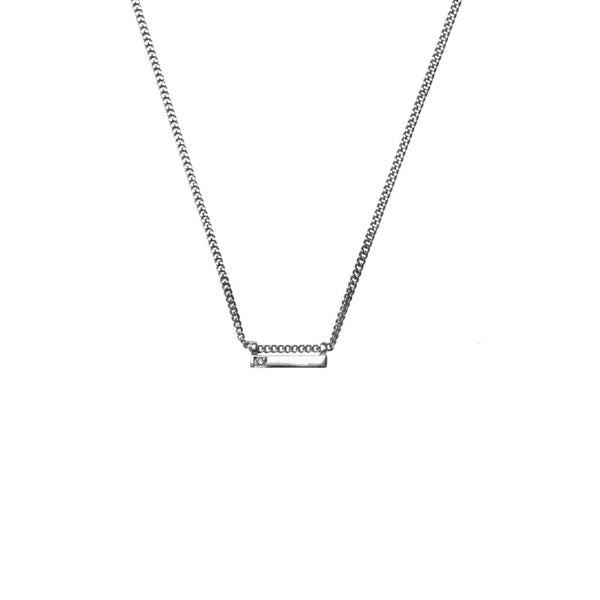 Mei-li Rose Large Triangle Neckpiece