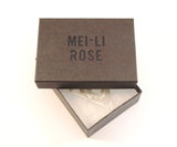 Mei-Li Rose jewellery gift box