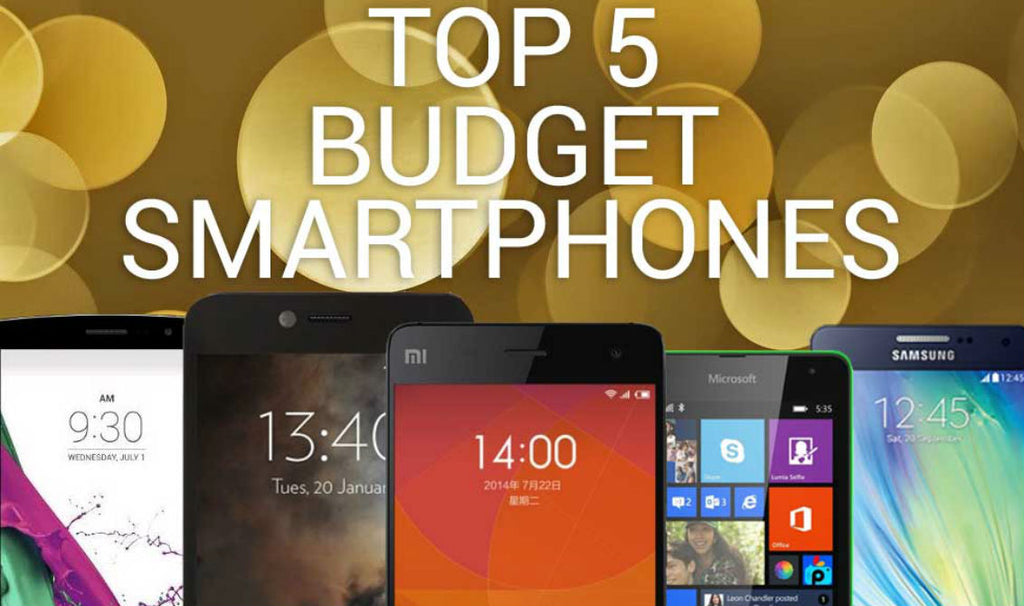 Top 5 Budget Smartphones under R3000 for Christmas