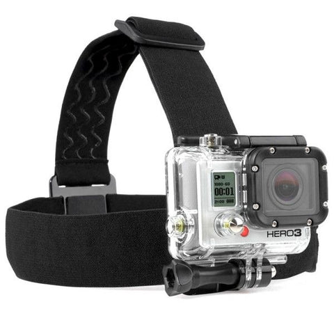 PULUZ Elastic Mount Belt Adjustable Head Strap for GoPro HERO4 Session /4 /3 + /3 /2 /1 /+LCD