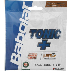 Babolat Tonic + Natural Gut String