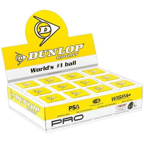 DunlopRevelation Pro 1 Ball - yellow