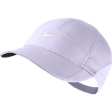 NIKE FEATHER LIGHT CAP VIOLET FROST/WHITE - Zasttra.com