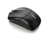 Rapoo Wireless Mouse 1190 Black 2.4Ghz - Zasttra.com