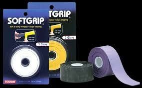 Tourna SOFTGRIP OVERGRIP - assorted