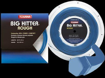 Tourna Big Hitter Rough 16 gauge strings