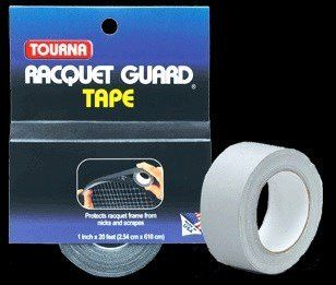 RACQUET GUARD TAPE 1 inch - Black