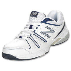 New Balance Mens MC 656 (White/Navy) - UK 7