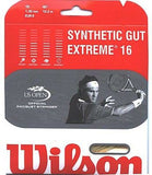 Wilson Synthetic Gut tennis string set - Zasttra.com