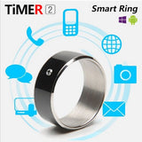 TimeR 2 Smart Ring - with NFC - Zasttra.com - 1